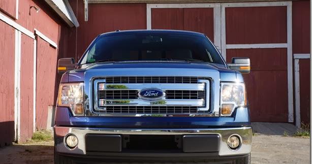 Além do novo Ka, Ford trará Fiesta ST e Série F em 2014