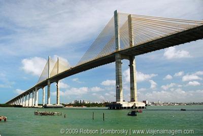 ponte Newton Navarro Natal RN