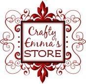 Crafty Emma's store new logo