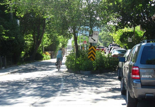 Great Toronto Bike Infrastructure