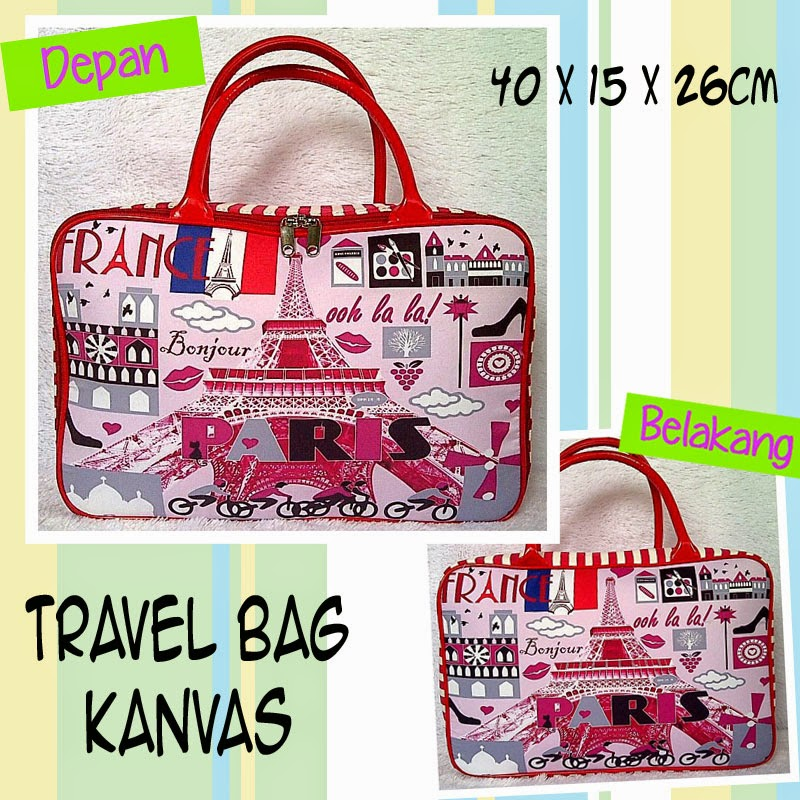 #travelbagkarakter #travelbagbkm #tasparis #taslondon #frozen #hellokitty #travelmini #tasrumah. Diposting oleh Travel Bag ...