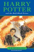 Harry Potter and the Half-Blood Prince paperback