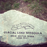 Glacial Lake Missoula high water marks were proposed and established by the Ice Age Floods Institute