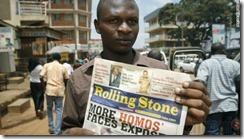 Uganda Rolling Stone LGBT persecution