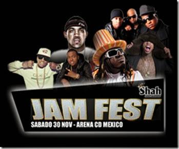 SUPER Jam Fest Mexico 2013 superboletos acmx