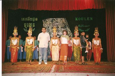 Angkor Wat: folk show
