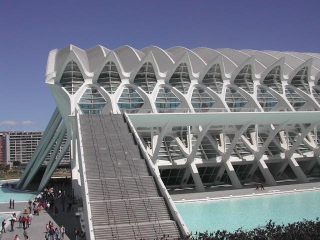 Santiago calatrava sus trabajos como arquitecto - Trabajo arquitecto madrid ...