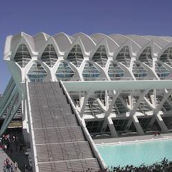 39.- Calatrava. Museo de Ciencias