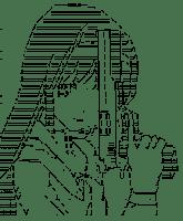 暁美ほむら & 銃 (魔法少女まどか☆マギカ)
