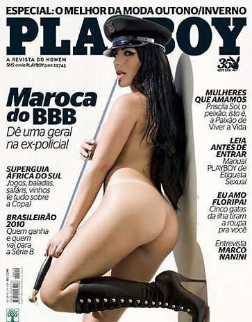 Anamara BBB10 Fotos do Ensaio Sensual Playboy