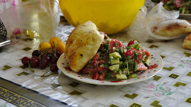 Supradoza de salata si de legume.