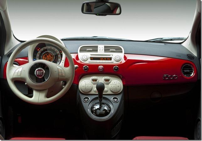 Fiat 500 2012 Brasil Lounge Cult Sport Automatico dualogig 1 (34)
