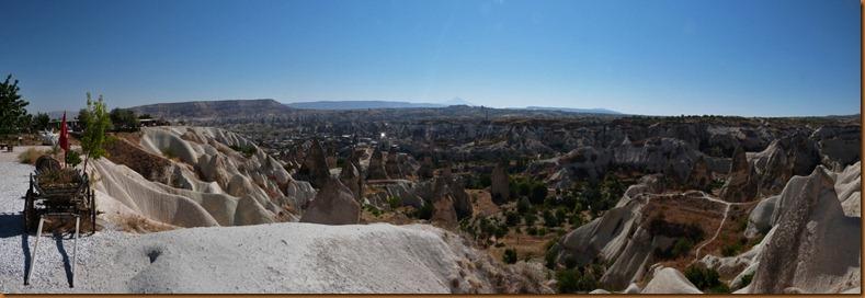 Cappadocia, panorama 2