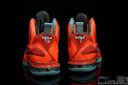 lebron9 allstar galaxy 63 web black Nike LeBron 9 All Star aka Galaxy Unreleased Sample
