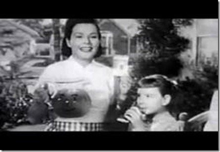 Kool aid ad with mom