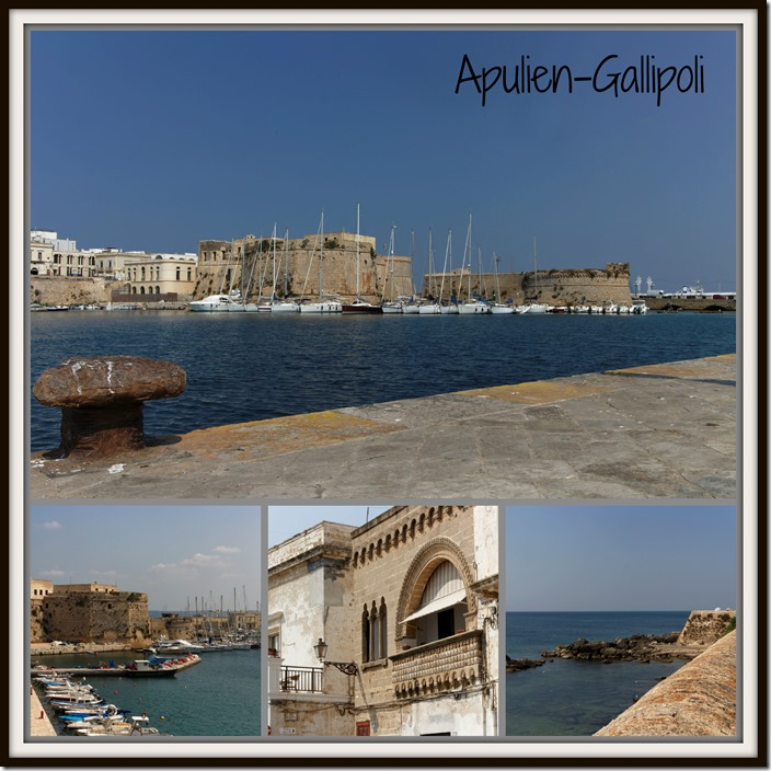 2013_Collage_Apulien_Gallipoli