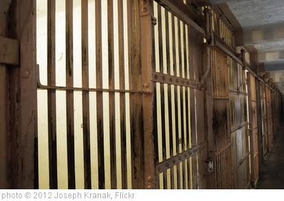 'Alcatraz Jails' photo (c) 2012, Joseph Kranak - license: http://creativecommons.org/licenses/by/2.0/