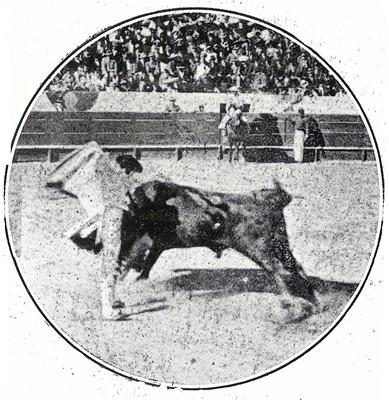 1914-01-18 Guadalajara (Mex) Belmonte verónica (3º) mano mano (San Diego de los Padres