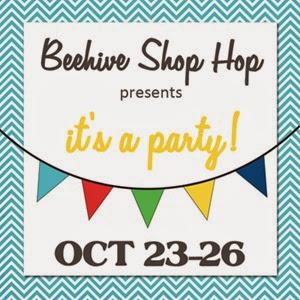 Beehive Shop Hop button