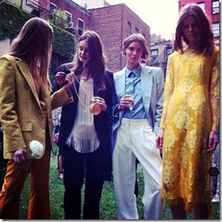 Stella McCartney presentation party LETOmCtyd1Xl