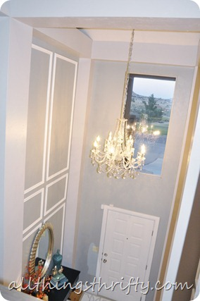 entryway molding