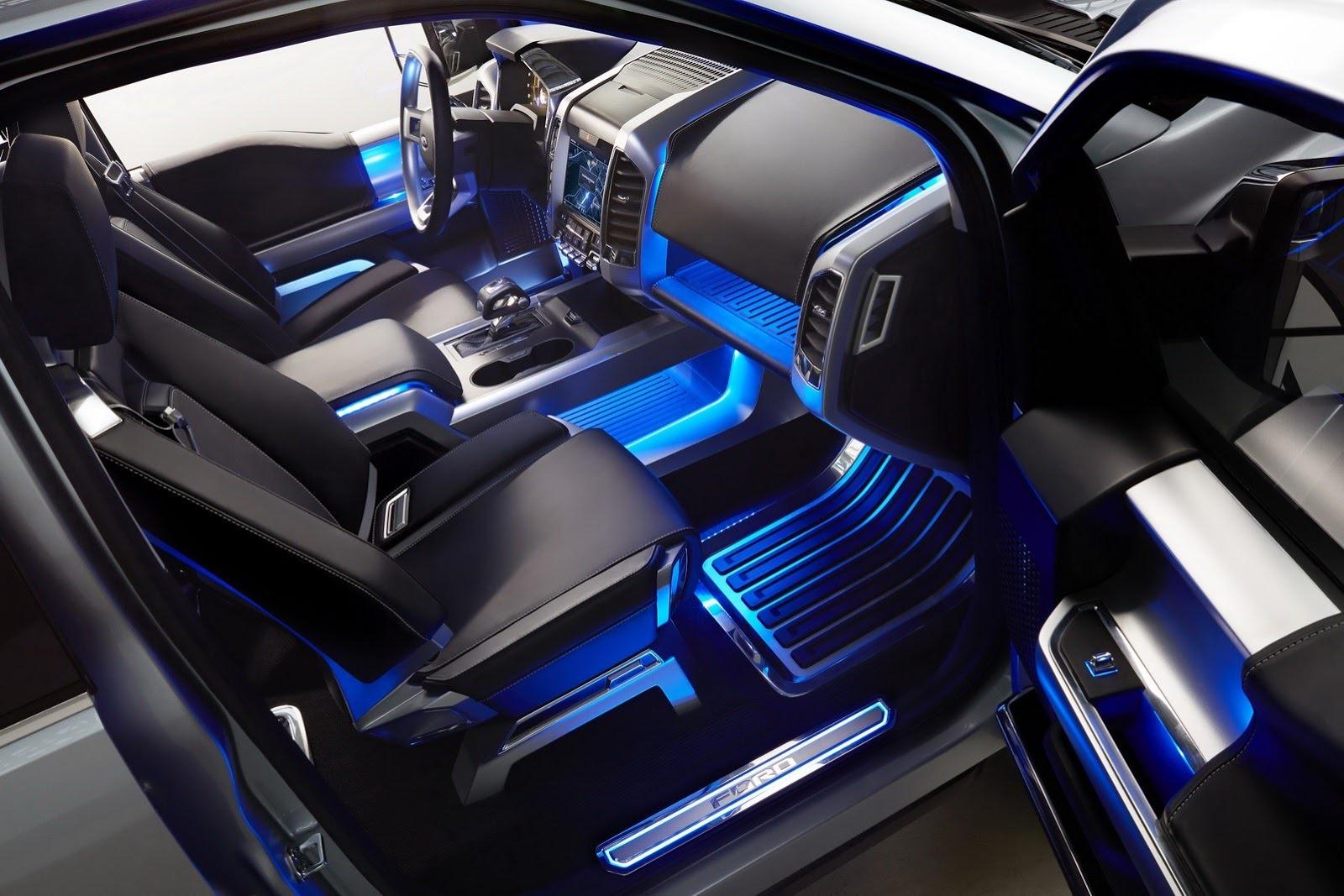 2015 Ford F 150 Interior. 2015 ...