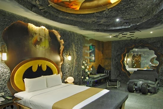 Batman Eden Hotel Taiwan 01