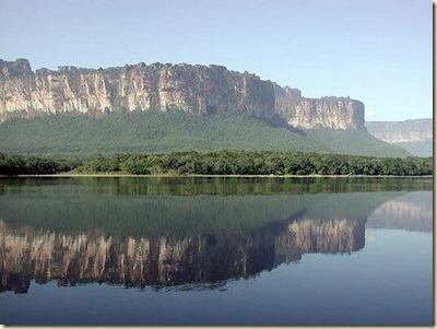 Destinos Turísticos de Venezuela-Gran Sabana