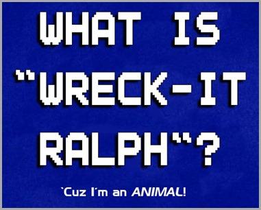 Ralph - Question