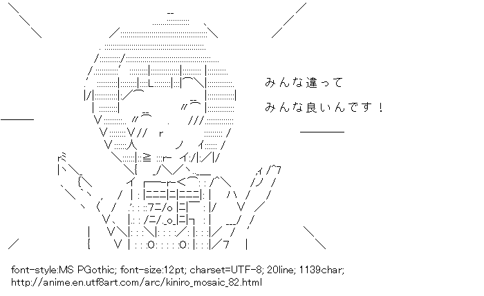 Kiniro Mosaic,Omiya Shinobu