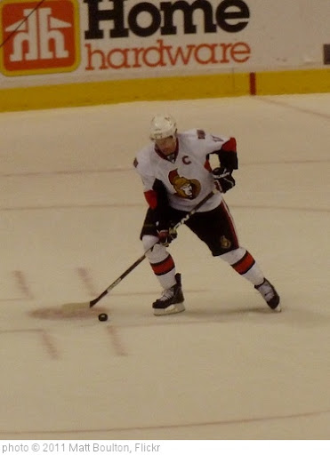 'Daniel Alfredsson' photo (c) 2011, Matt Boulton - license: http://creativecommons.org/licenses/by-sa/2.0/