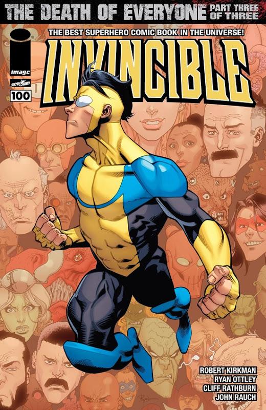 Invincible      Digital   Zone-Empire #100 - página 1