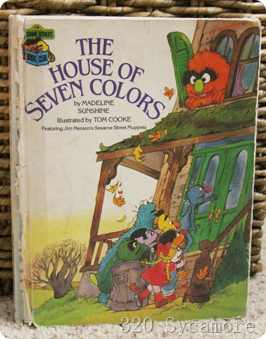 house of seven colors