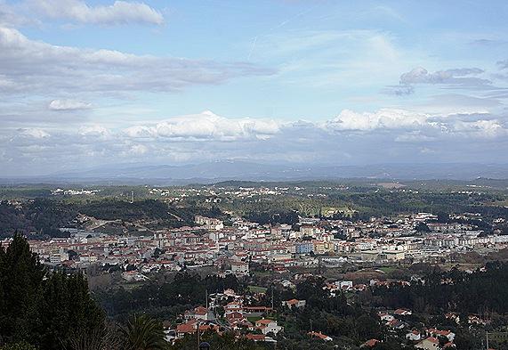 Ourém - vista do Castelo 5