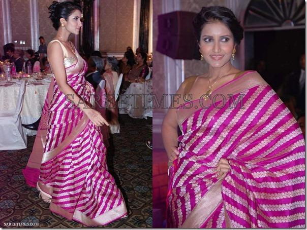 Pink_Zoya_Benarasi_Saree
