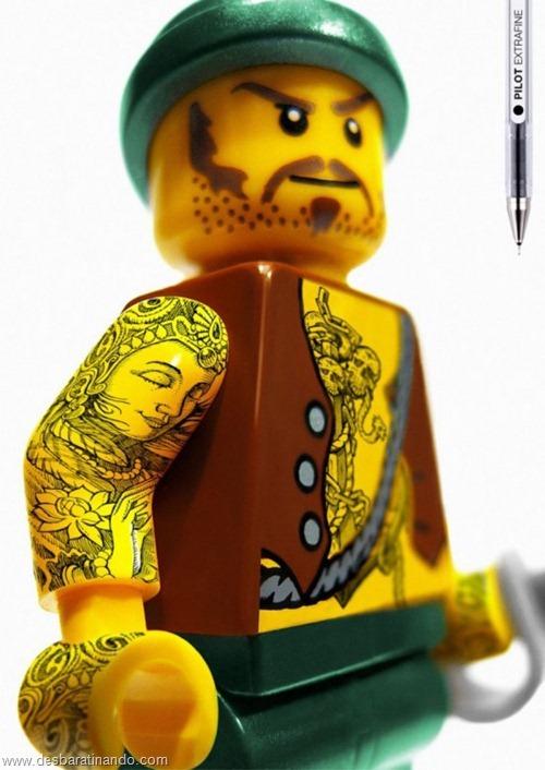 tatuagem lego desbaratinando  (2)