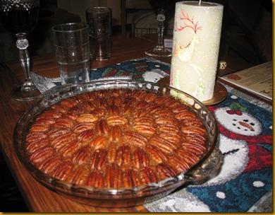 Craig's SCD pecan pie 2011-12-11