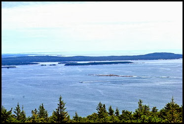02r - Champlain Mtn - South Ridge Trail - But they couldn't steal the views - Schoodic Pennisula