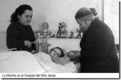 20 La Merche en el Hospital del Niño Jesús