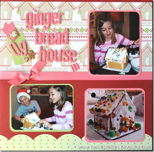 Ginger Bread House Gwynie 1