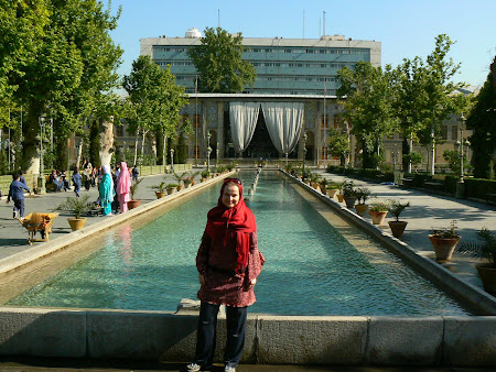 Things to see in Teheran: Golestan palace