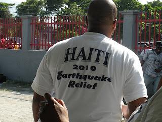 Tents For Haiti