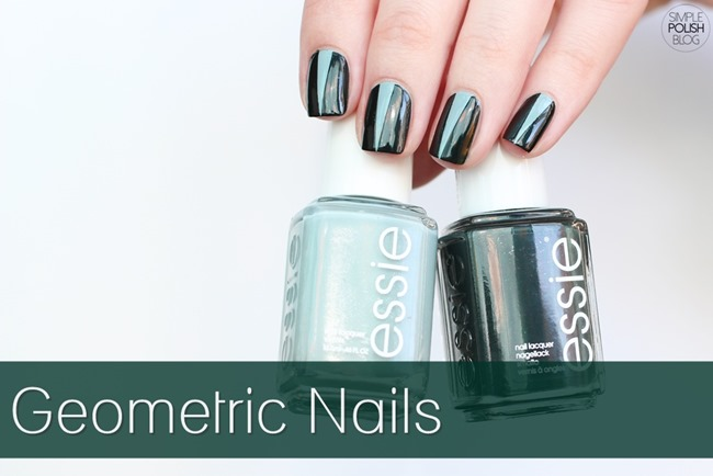Easy-Geometric-Nails-Essie-1