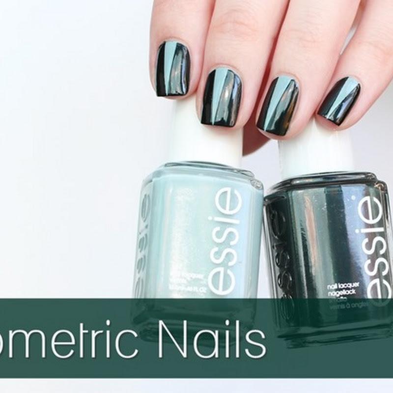 [Nail Art Challenge] Geometric Nails