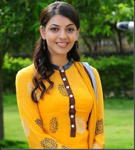 Pretty Kajal Agarwal Latest Photo Gallery