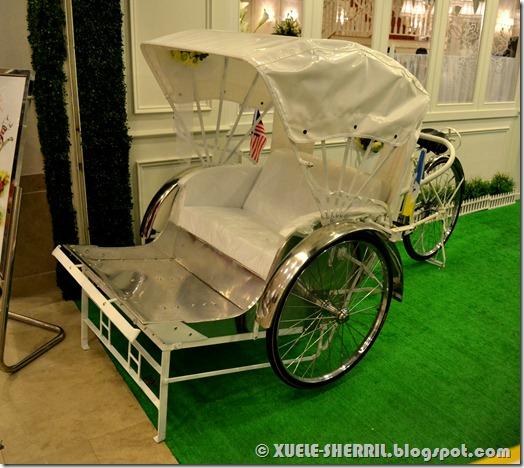fullhouse trishaw