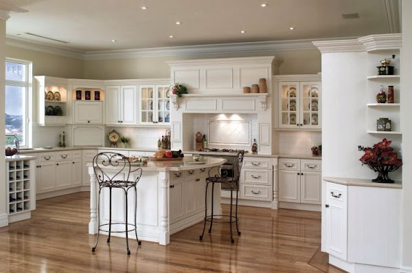 Country_kitchen Kitchen Color Ideas