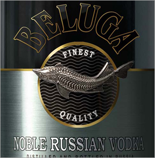 VODKA BELUGA
