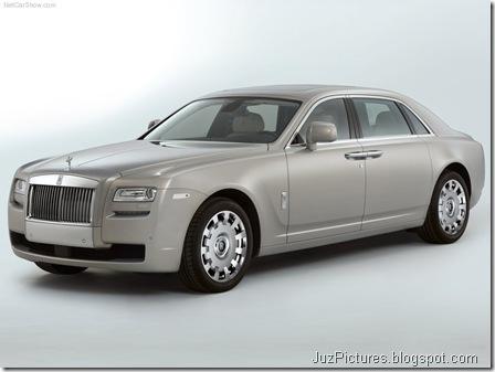 Rolls-Royce Ghost Extended Wheelbase2