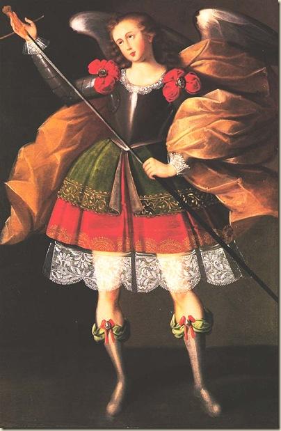 Maître de Calamarca, Zadquiel